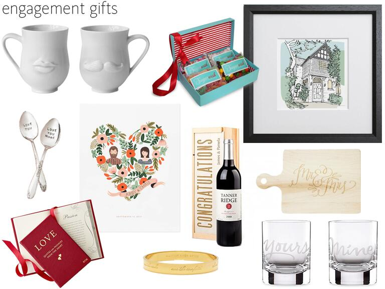 10 engagement gift ideas