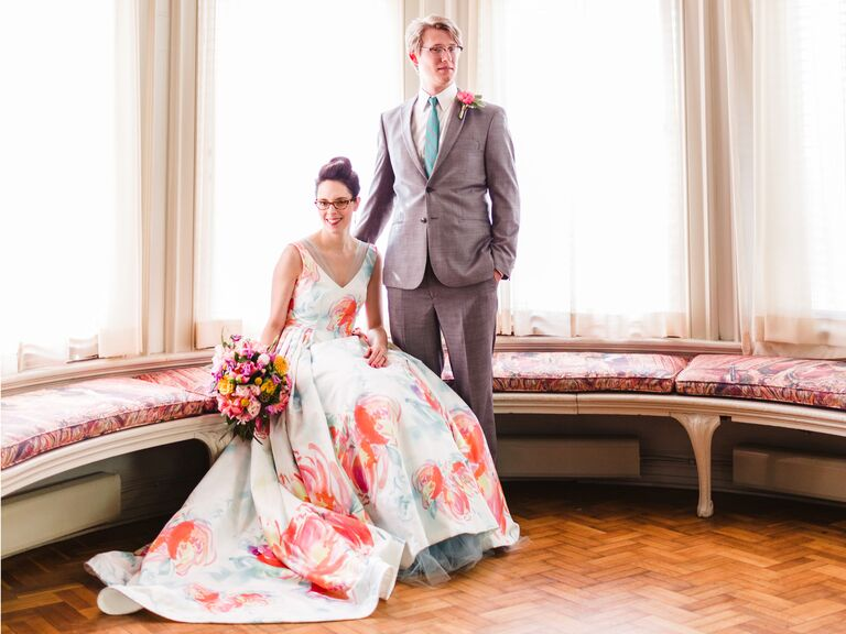 Get a custom wedding dress without going over your budget junglespirit Choice Image