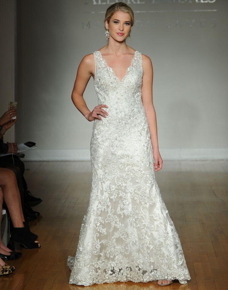 Allure Spring Collection Wedding Dress Photos