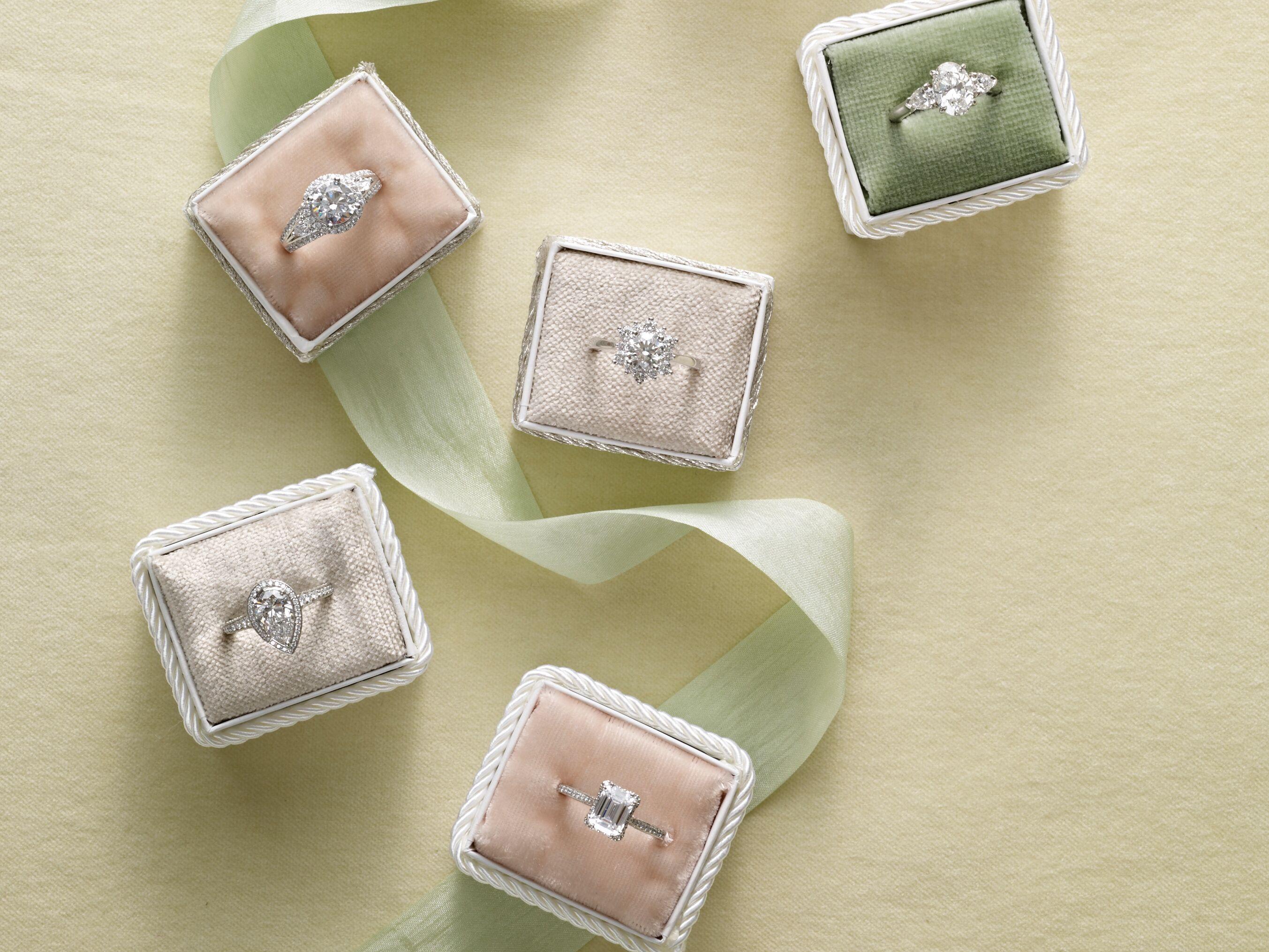 Design Your Wedding Ring Set