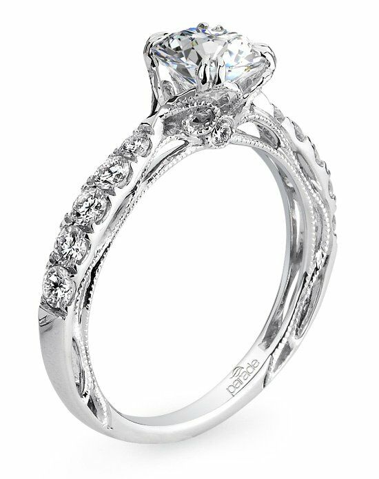 Parade Design Style R3049 from the Hera Collection Engagement Ring photo