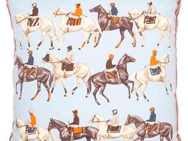 Just in time for the Kentucky Derby, here are six modern home accents with a horse theme.