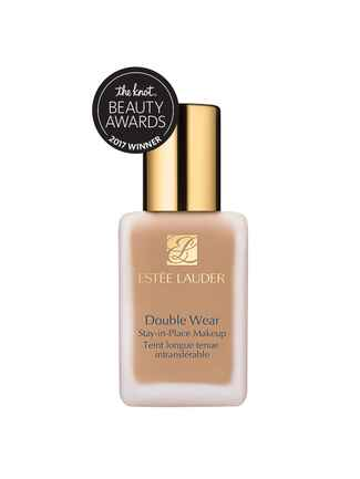 The Knot pick for best foundation is the Double Wear Stay-in-Place makeup