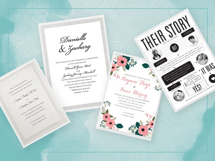 wedding invitations for every personality