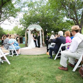 A Fairy Tale Wedding in Albuquerque