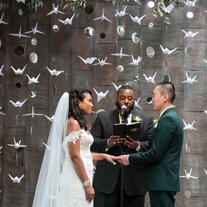 DIY Wedding Ceremony Wedding Decorations + Accents