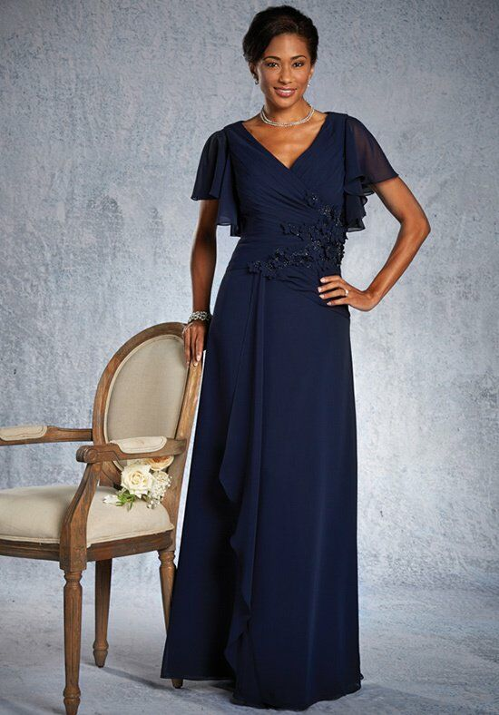 Alfred Angelo Special Occasion 9023 Mother Of The Bride Dress photo
