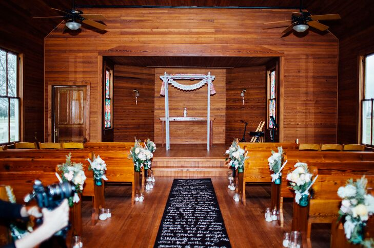 Lauren And Dustin Got Married At George Ranch Historical Park In Richmond Texas Which