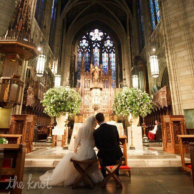 Wedding Altar Music: A Jazz Inspired Wedding In New York, NY