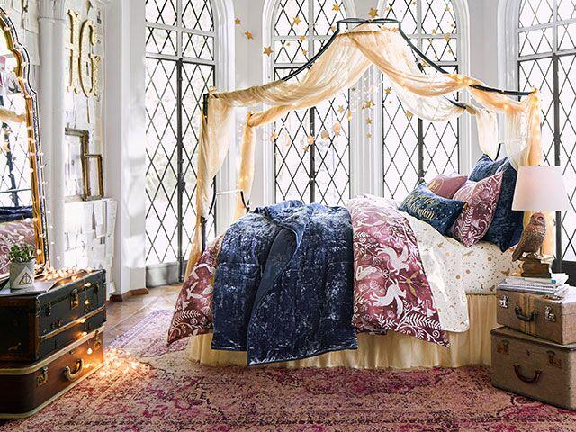 Harry Potter Bedroom Curtains Psoriasisguru Com