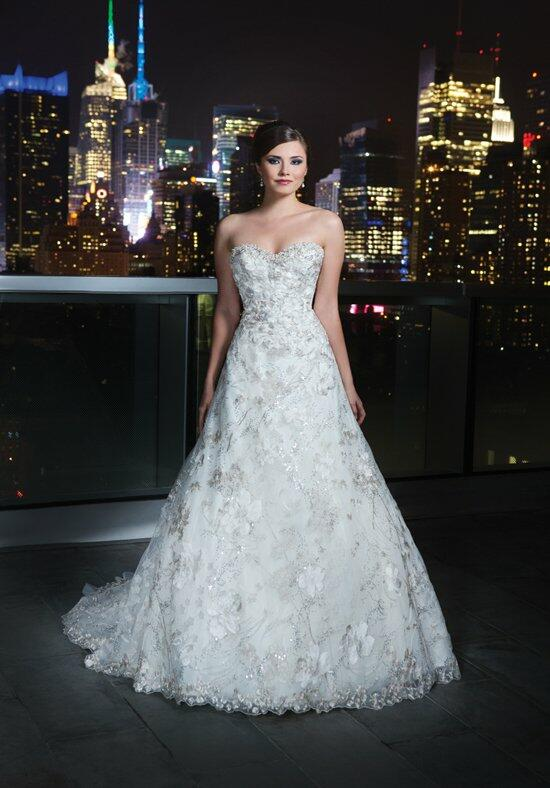 Justin Alexander Signature 9727 Wedding Dress photo