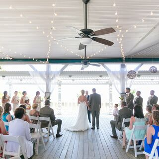 A Rustic Beach Wedding In Hilton Head