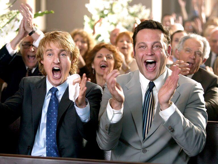 Owen Wilson Vince Vaughn Wedding Crashers Quotes