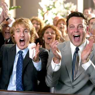Owen Wilson, Vince Vaughn Wedding Crashers quotes