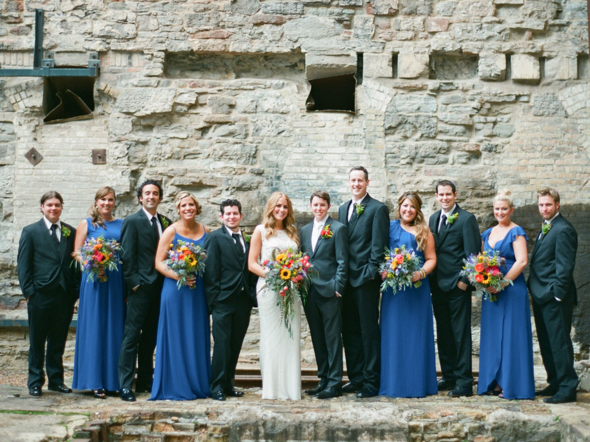 How Do We Select Our Wedding Party-6824