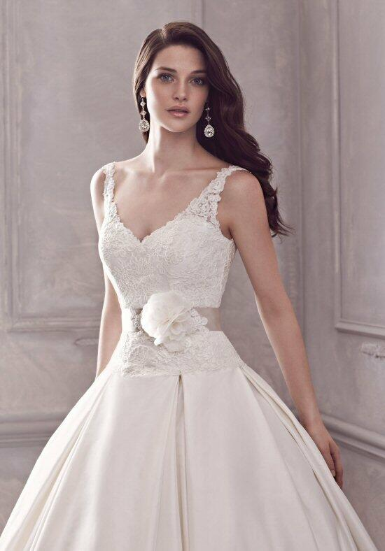 Paloma Blanca 4400 Wedding Dress photo