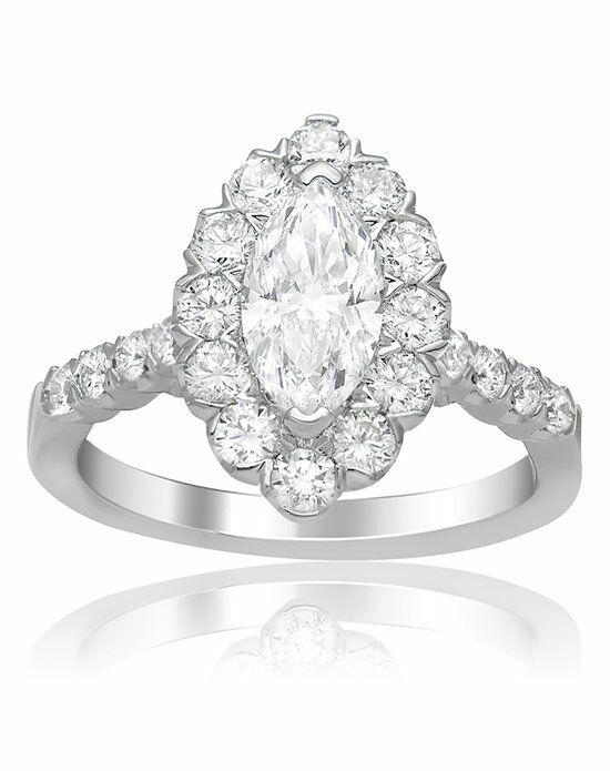 Roman + Jules KR3605W-ER Engagement Ring photo