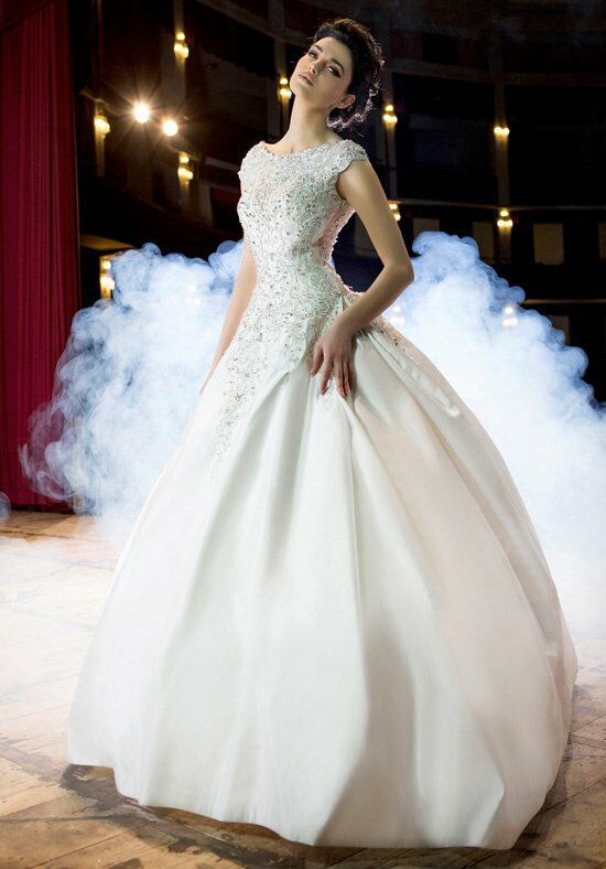Stephen Yearick KSY53 Wedding Dress photo