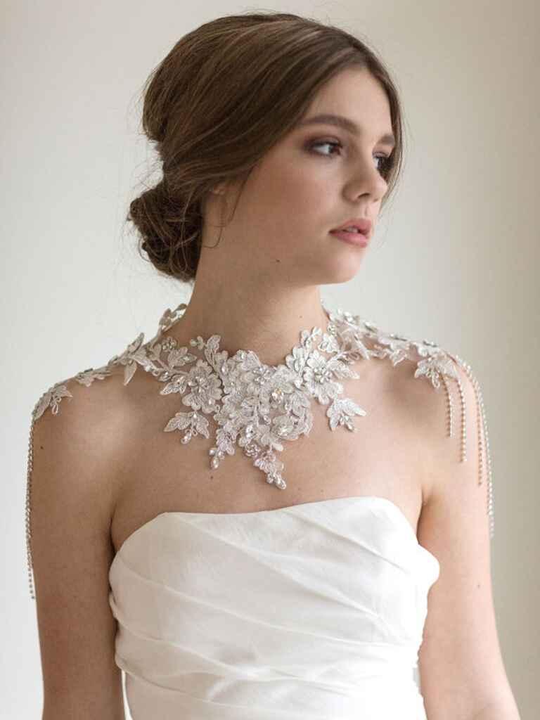 Shoulder Jewelry: Bridal Accessories