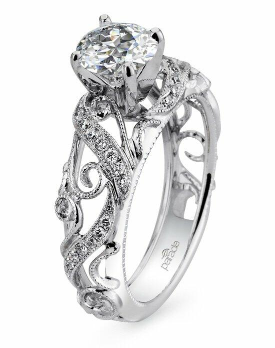 Parade Design Style R3055 from the Hera Collection Engagement Ring photo