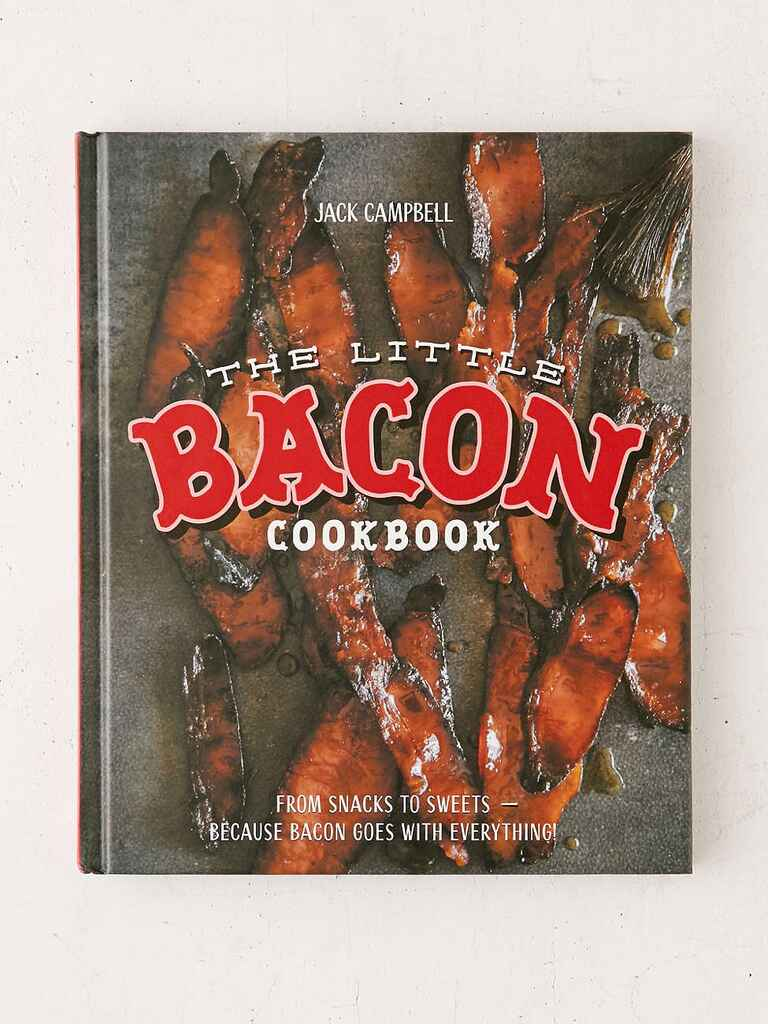 Bacon Cookbook registry gift