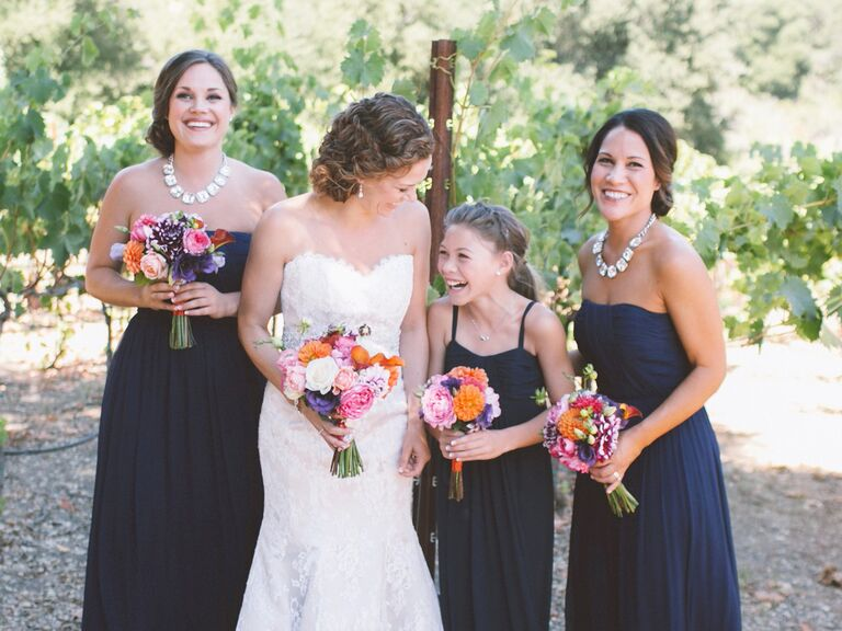 Junior Bridesmaid Etiquette