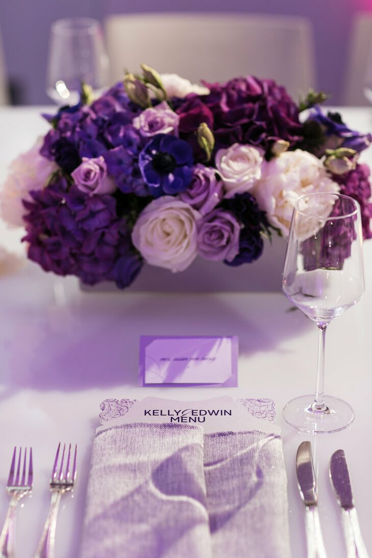 Find great deals on eBay for purple centerpieces. Shop with confidence.
