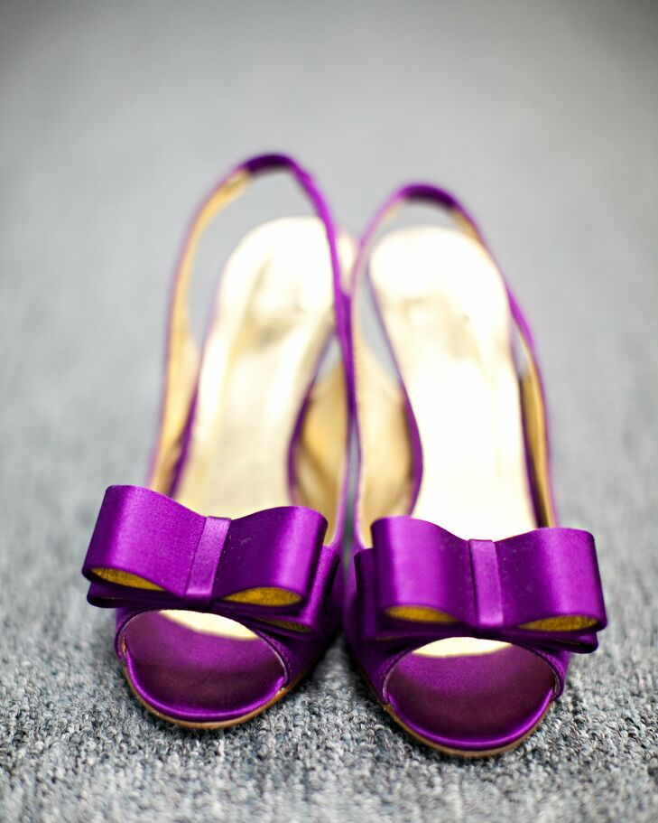 purple wedding shoes for bride purple bridal shoes 6924