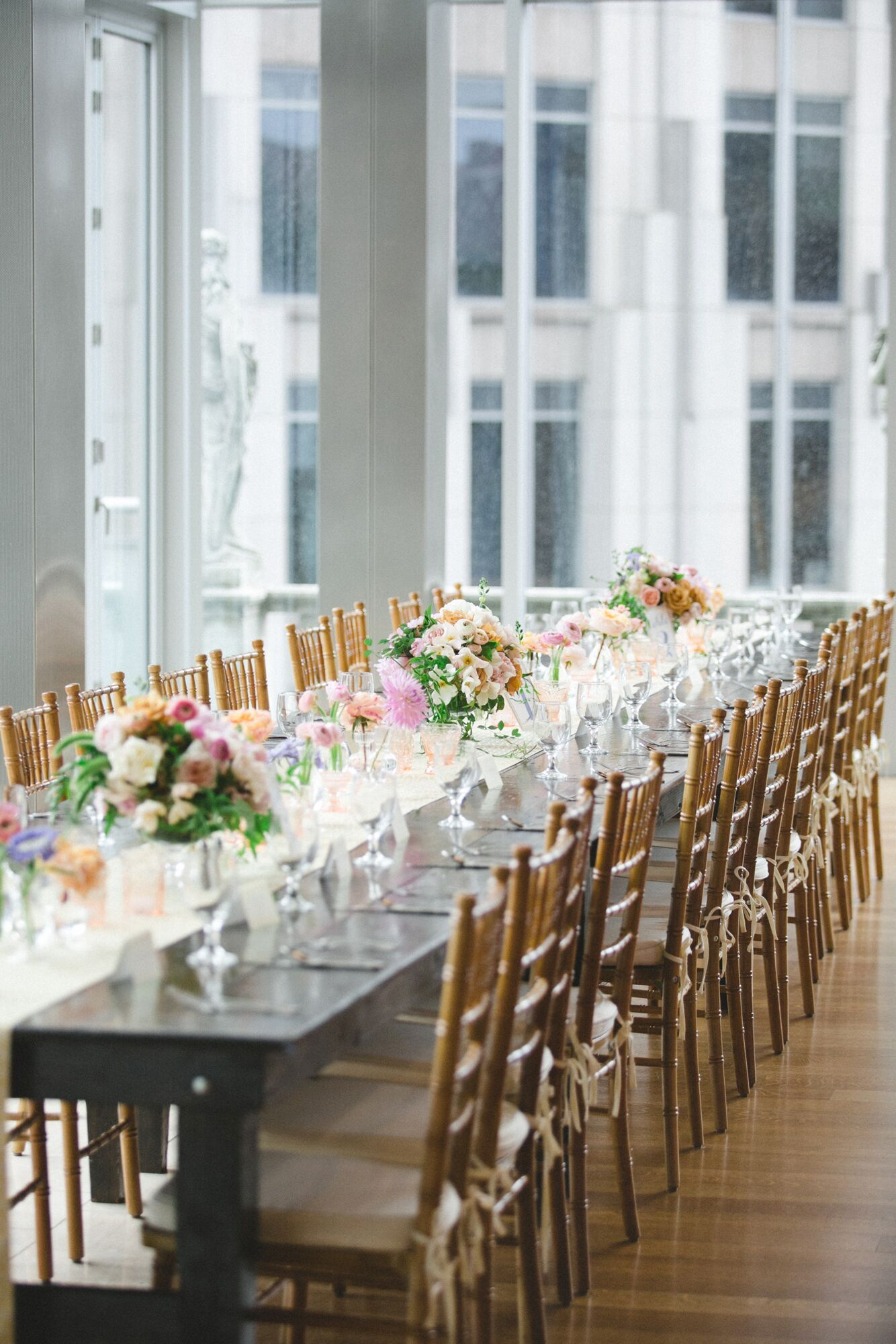 Foundation For The Carolinas Wedding Reception