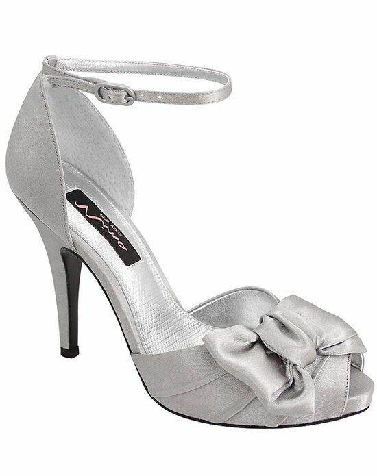 Nina Bridal ELECTRA_ROYAL-SILVER Wedding Shoes photo