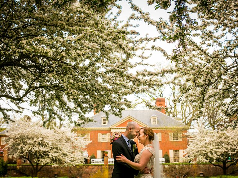 Brantwyn Estate Delaware wedding