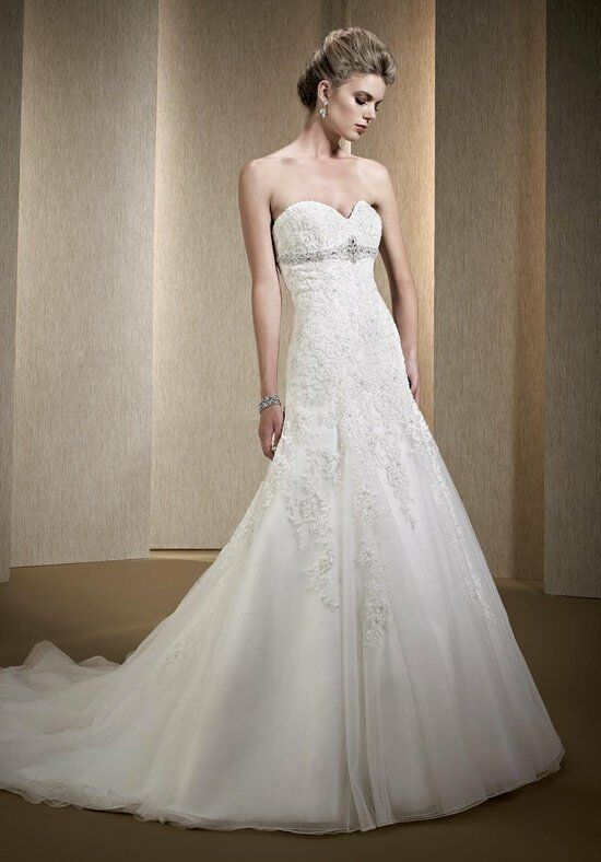 Kenneth Winston: Premiere LV85 Wedding Dress photo