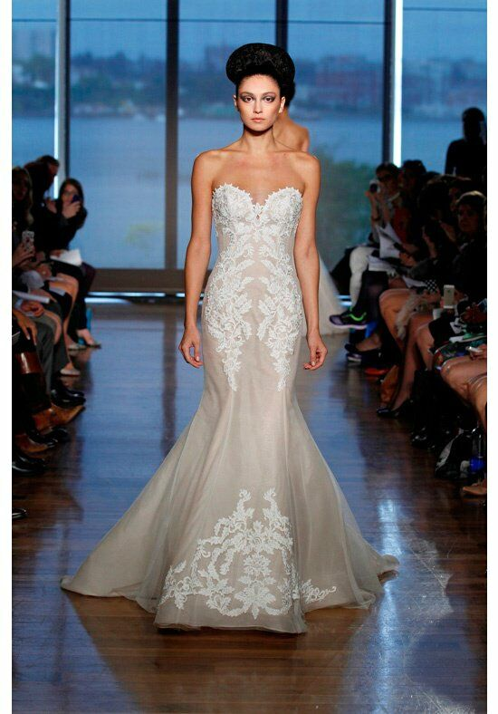 Ines Di Santo Elisavet Wedding Dress photo