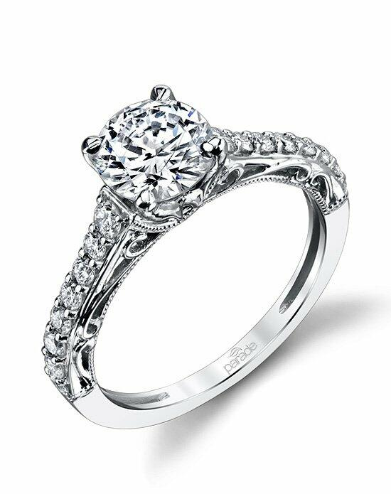 Parade Design R3408 from The Hemera Collection Engagement Ring photo