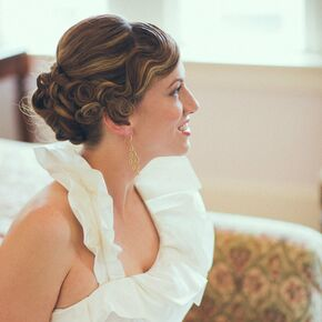 Pleasing Retro Wedding Hairstyles Short Hairstyles Gunalazisus