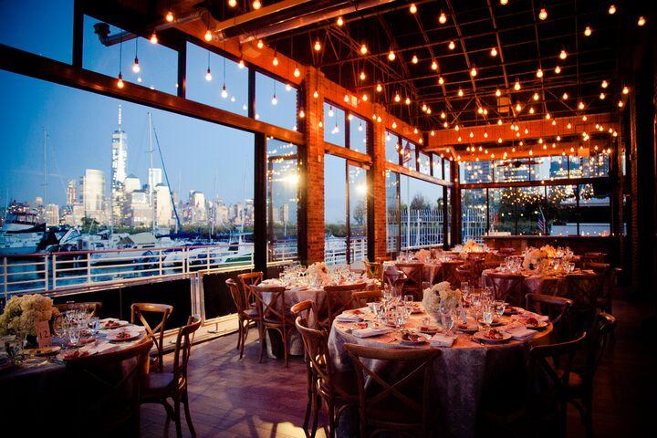 Battello jersey city nj for Small wedding venue nyc