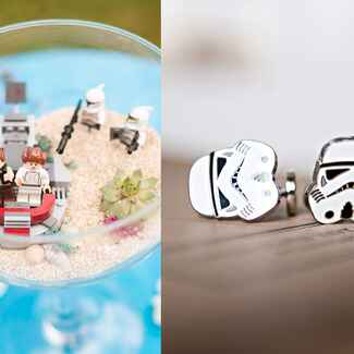 'Star Wars' wedding ideas