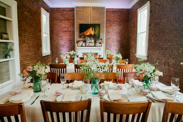 Equestrian Reception Decor