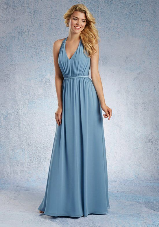Alfred Angelo Signature Bridesmaids 7333L Bridesmaid Dress photo