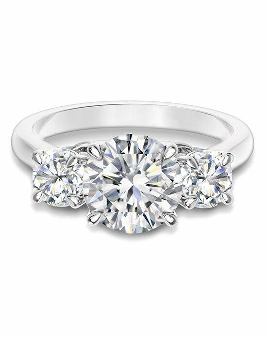 Forevermark Diamond Engagement Rings THREE STONE DIAMOND RING/CLRD4P3R-1 Engagement Ring photo