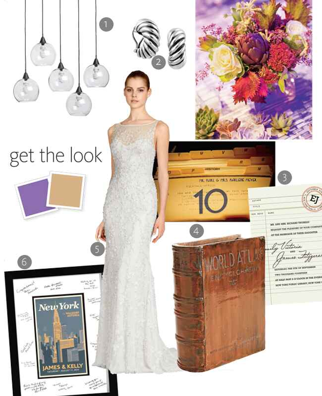 Get The Look // Featured: the Knot Blog