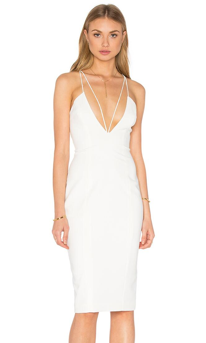 10 White Hot Bachelorette Party Dresses