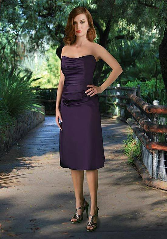DaVinci Bridesmaids 9136T Bridesmaid Dress photo