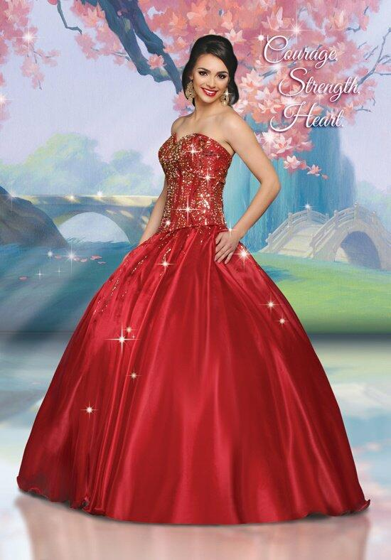 Disney Royal Ball 41055 Bridesmaid Dress photo