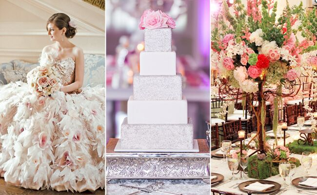 A Look Back — The Best Wedding Details from 2013