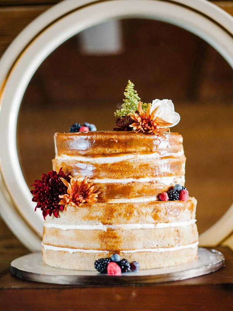 Bánh cưới kiểu mới