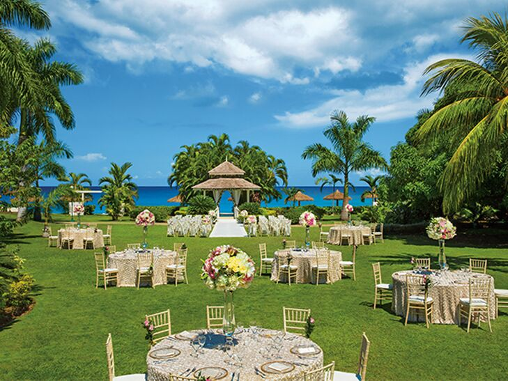 Stunning Places To Get Married In Mexico And The Caribbean