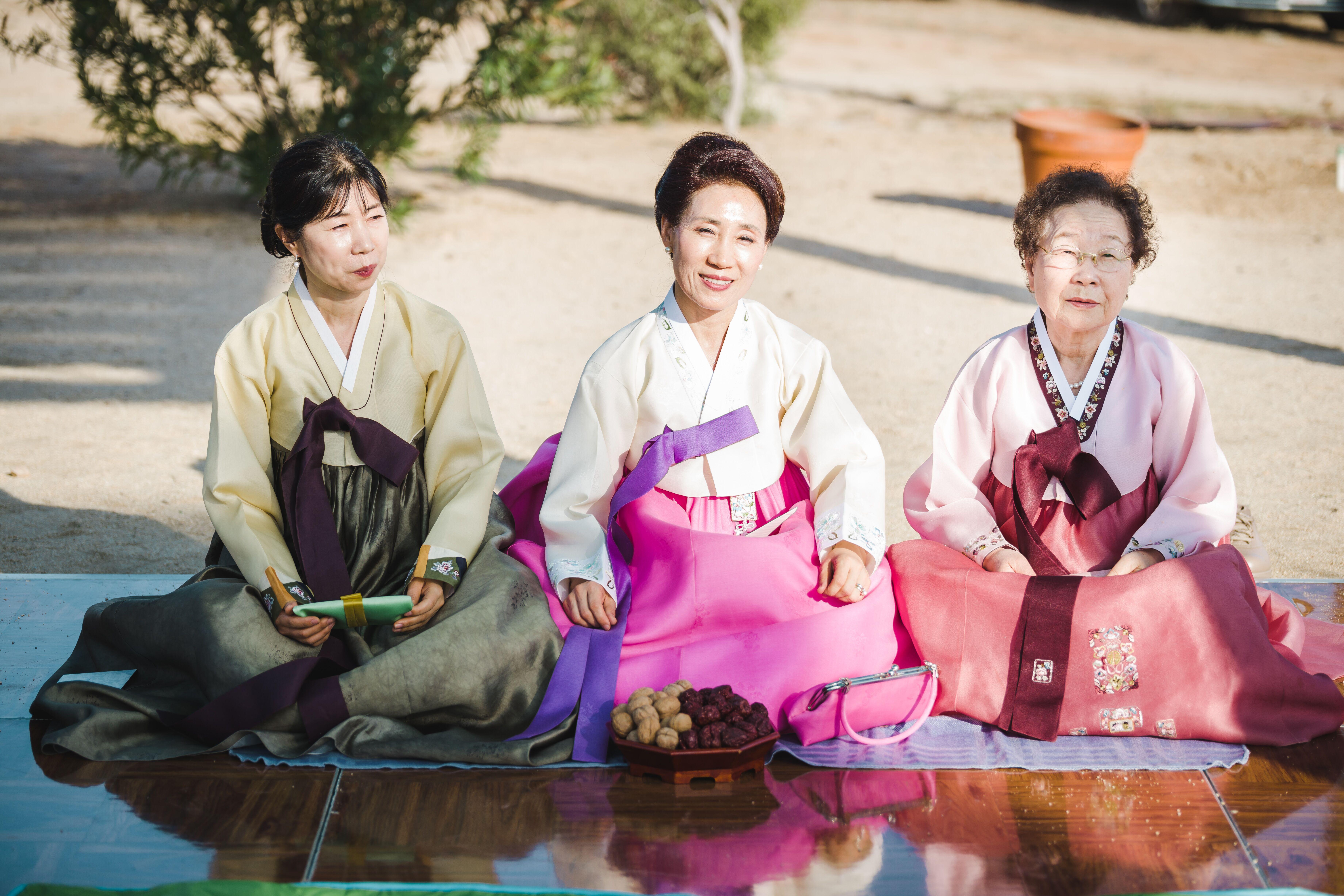 Traditional Korean Wedding Gifts: Pyebaek Korean Wedding Tradition
