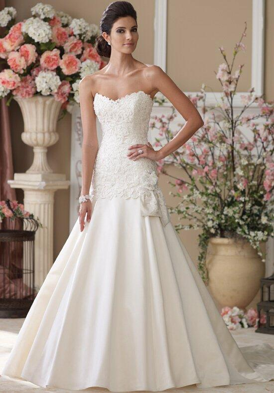 David Tutera for Mon Cheri 114292 Wedding Dress photo