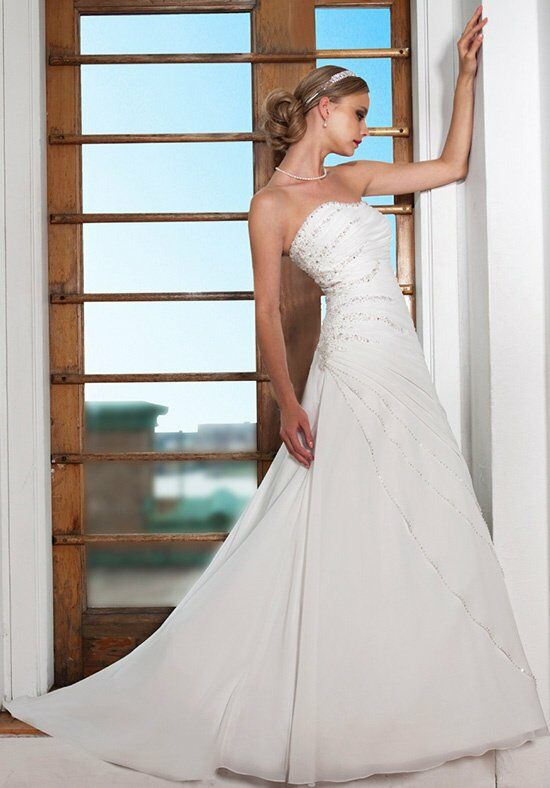 Moonlight Collection J6217 Wedding Dress photo